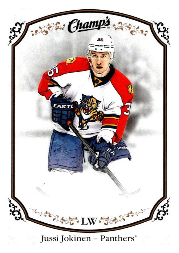 2015-16 Upper Deck Champs #102 Jussi Jokinen Panthers NHL Mint