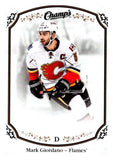 2015-16 Upper Deck Champs #108 Mark Giordano Flames NHL Mint