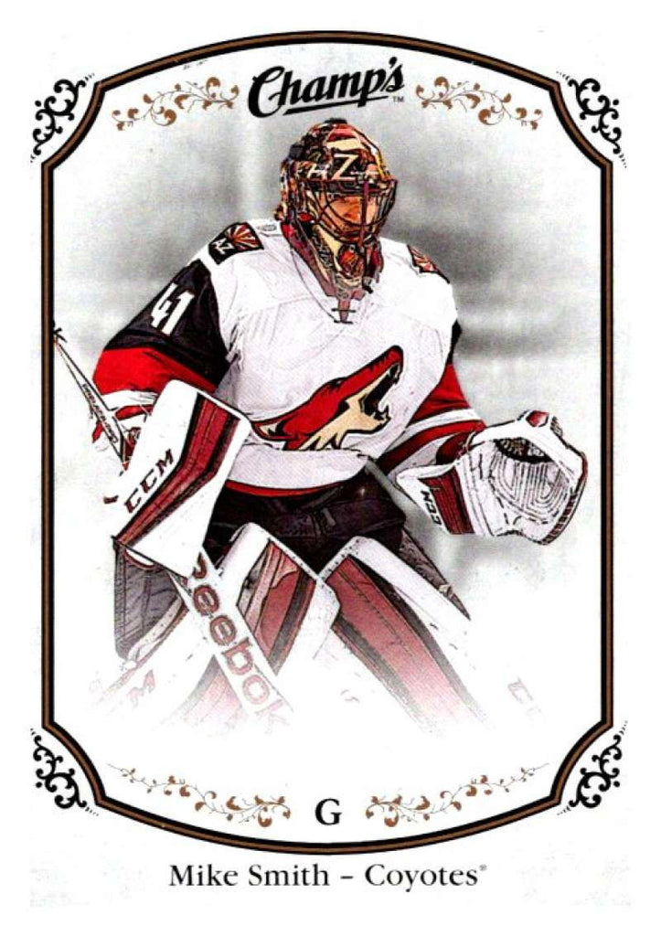 2015-16 Upper Deck Champs #112 Mike Smith NHL Mint