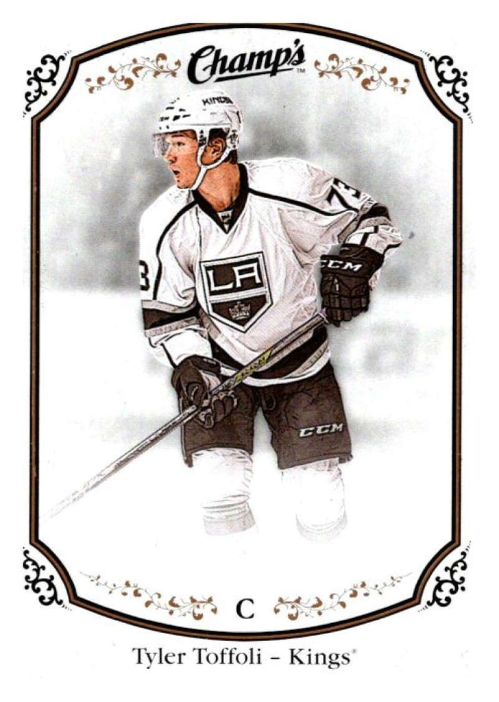 2015-16 Upper Deck Champs #130 Tyler Toffoli Kings NHL Mint