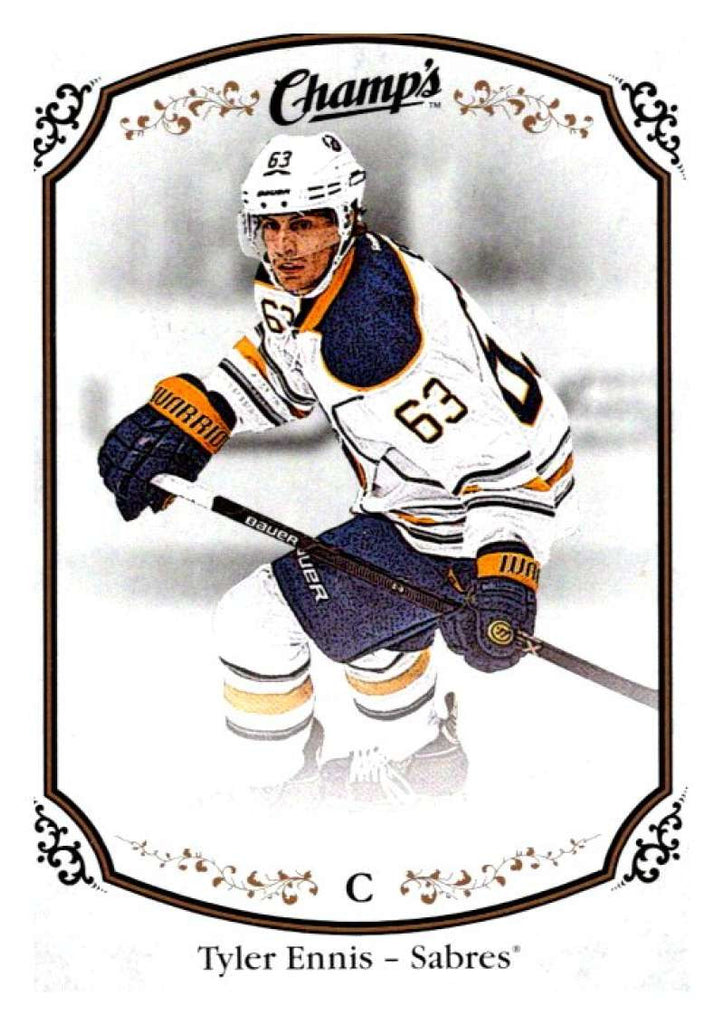 2015-16 Upper Deck Champs #142 Tyler Ennis Sabres NHL Mint