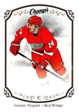 2015-16 Upper Deck Champs #148 Gustav Nyquist Red Wings NHL Mint