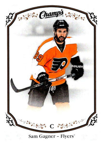 2015-16 Upper Deck Champs #152 Sam Gagner Flyers NHL Mint