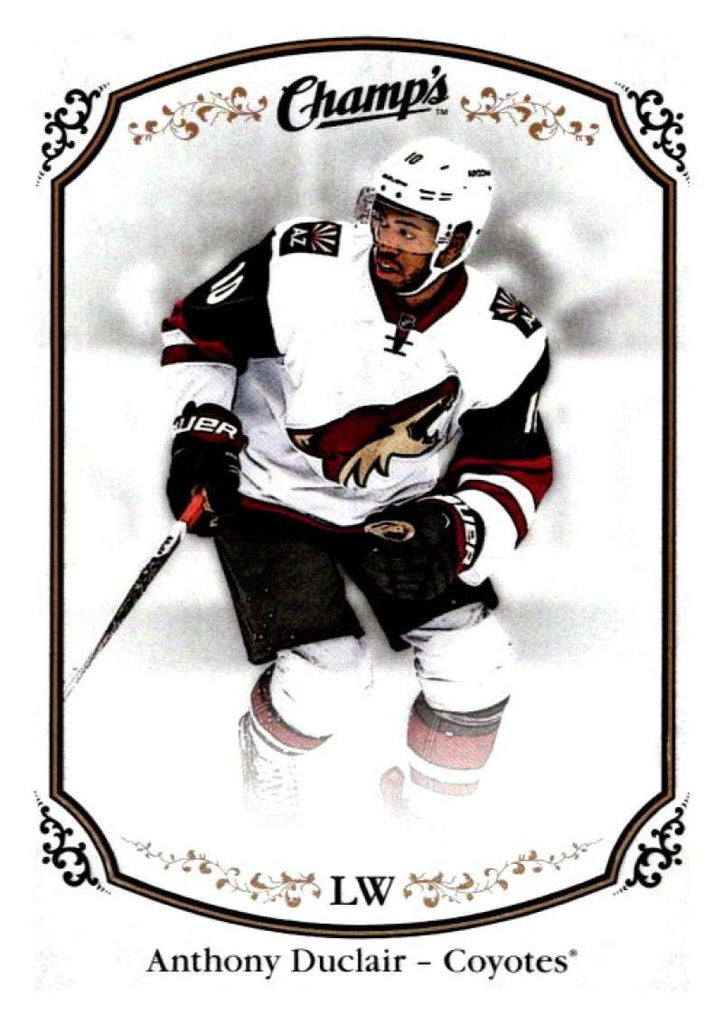 2015-16 Upper Deck Champs #154 Anthony Duclair NHL Mint