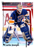 2012-13 Upper Deck Fleer Retro #17 Curtis Joseph Blues NHL Mint