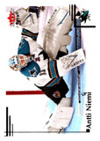 2012-13 Upper Deck Fleer Retro #23 Antti Niemi Sharks NHL Mint