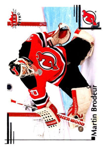 2012-13 Upper Deck Fleer Retro #46 Martin Brodeur NJ Devils NHL Mint