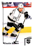 2012-13 Upper Deck Fleer Retro #56 Dustin Brown Kings NHL Mint