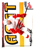 2012-13 Upper Deck Fleer Retro #71 Pavel Datsyuk Red Wings NHL Mint