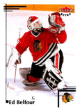 2012-13 Upper Deck Fleer Retro #80 Ed Belfour Blackhawks NHL Mint