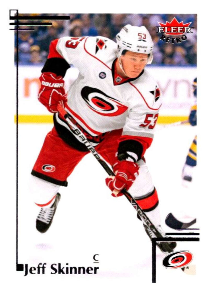 2012-13 Upper Deck Fleer Retro #84 Jeff Skinner Hurricanes NHL Mint