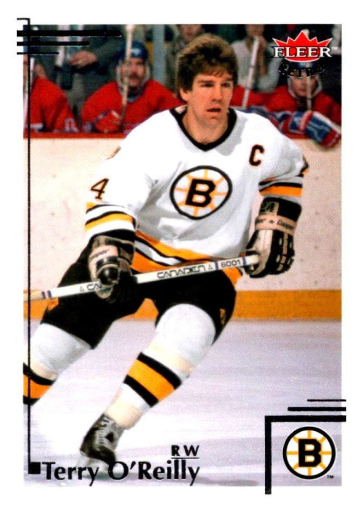 2012-13 Upper Deck Fleer Retro #95 Terry O'Reilly Bruins NHL Mint