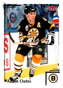 2012-13 Upper Deck Fleer Retro #96 Adam Oates Bruins NHL Mint