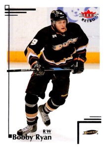 2012-13 Upper Deck Fleer Retro #97 Bobby Ryan Ducks NHL Mint