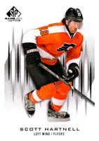 2013-14 Upper Deck SP Game Used #34 Scott Hartnell Flyers NHL Mint