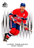 2013-14 Upper Deck SP Game Used #49 Larry Robinson Canadiens NHL Mint
