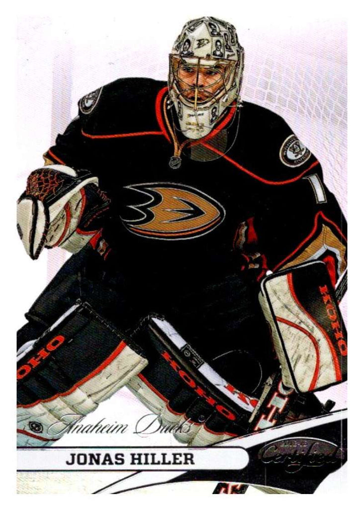 2012-13 Panini  Certified #1 Jonas Hiller Ducks NHL Mint