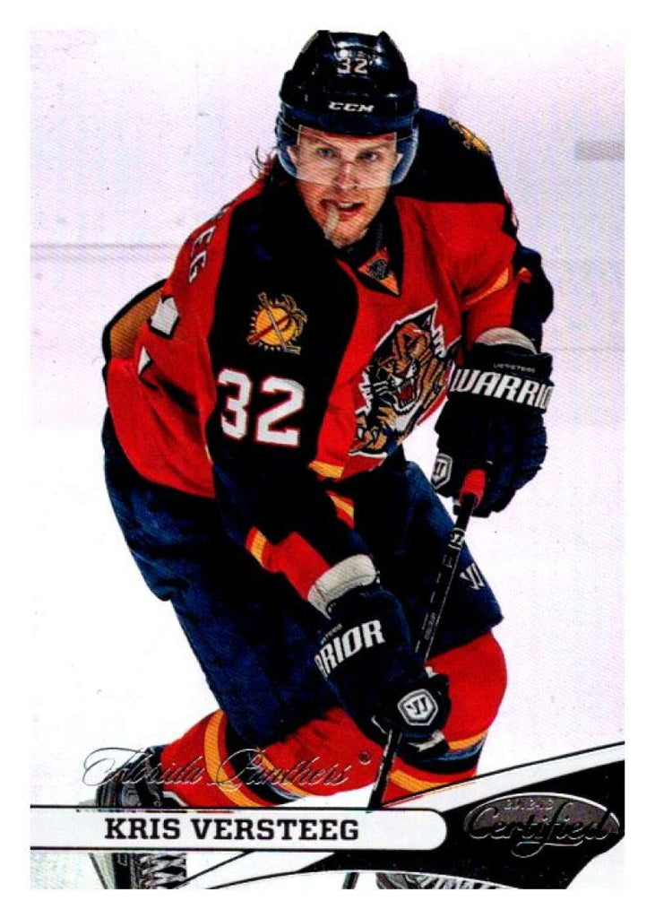 2012-13 Panini  Certified #32 Kris Versteeg Panthers NHL Mint