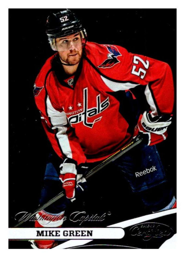 2012-13 Panini  Certified #52 Mike Green Capitals NHL Mint