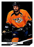2012-13 Panini  Certified #60 Shea Weber Predators NHL Mint