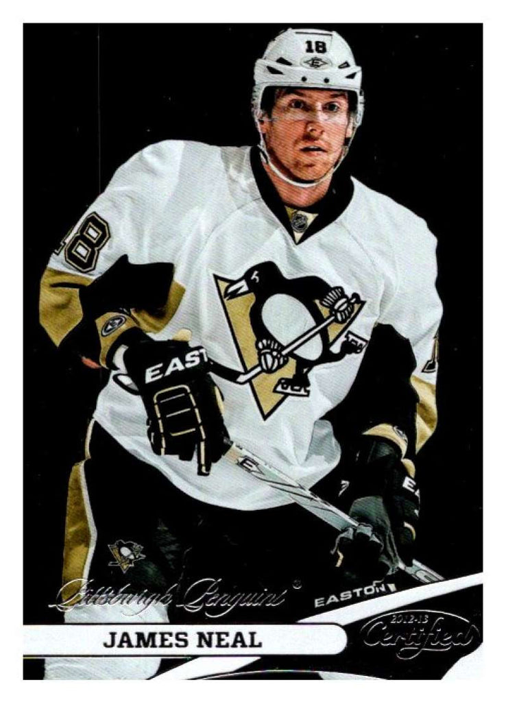 2012-13 Panini  Certified #66 James Neal Penguins NHL Mint