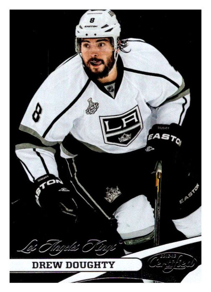 2012-13 Panini  Certified #82 Drew Doughty Kings NHL Mint