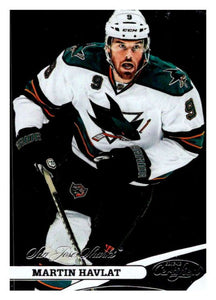 2012-13 Panini  Certified #99 Martin Havlat Sharks NHL Mint