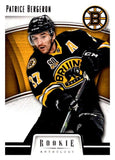 2013-14 Panini Rookie Anthology #5 Patrice Bergeron Bruins NHL Mint