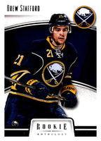2013-14 Panini Rookie Anthology #10 Drew Stafford Sabres NHL Mint