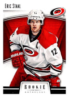 2013-14 Panini Rookie Anthology #16 Eric Staal Hurricanes NHL Mint