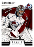2013-14 Panini Rookie Anthology #24 Semyon Varlamov Avalanche NHL Mint