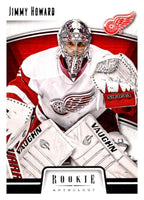 2013-14 Panini Rookie Anthology #32 Jimmy Howard Red Wings NHL Mint