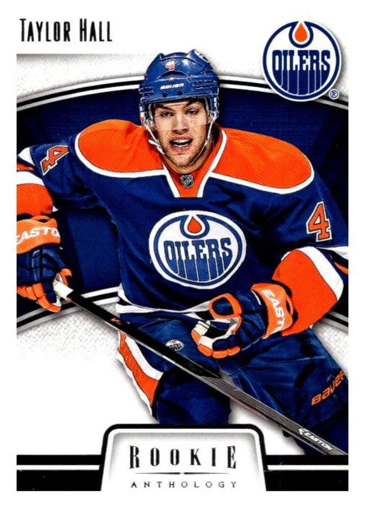 2013-14 Panini Rookie Anthology #36 Taylor Hall Oilers NHL Mint