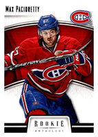 2013-14 Panini Rookie Anthology #49 Max Pacioretty Canadiens NHL Mint