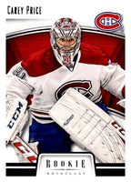 2013-14 Panini Rookie Anthology #50 Carey Price Canadiens NHL Mint