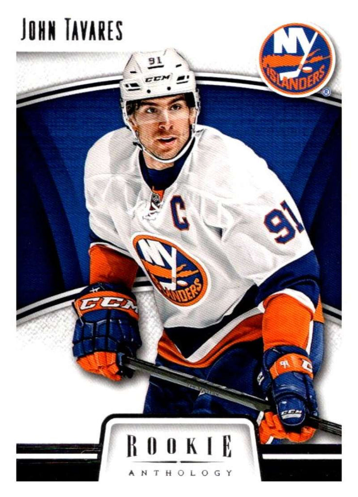 2013-14 Panini Rookie Anthology #60 John Tavares NY Islanders NHL Mint