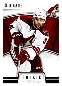 2013-14 Panini Rookie Anthology #73 Keith Yandle Coyotes NHL Mint