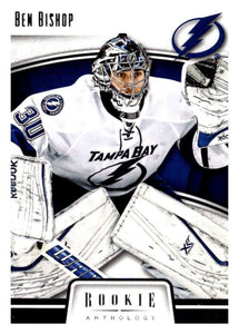 2013-14 Panini Rookie Anthology #85 Ben Bishop Lightning NHL Mint