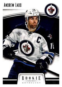 2013-14 Panini Rookie Anthology #98 Andrew Ladd Winn Jets NHL Mint