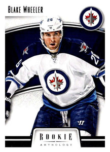 2013-14 Panini Rookie Anthology #100 Blake Wheeler Winn Jets NHL Mint
