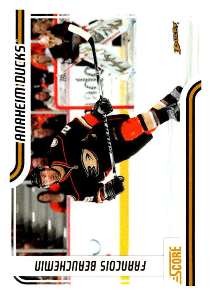 (HCW) 2011-12 Score Glossy #46 Francois Beauchemin Ducks NHL Mint