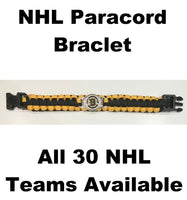Boston Bruins NHL Hockey Logo Paracord 8