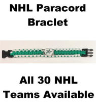 Dallas Stars NHL Hockey Logo Paracord 8
