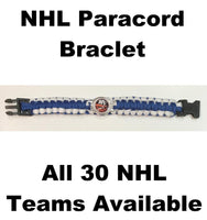 New York Islanders NHL Hockey Logo Paracord 8