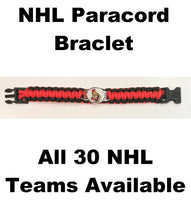 Ottawa Senators NHL Hockey Logo Paracord 8