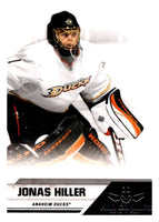 2010-11 Panini All-Goalies #1 Jonas Hiller Ducks NHL Mint