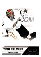 2010-11 Panini All-Goalies #2 Timo Pielmeier Ducks NHL Mint