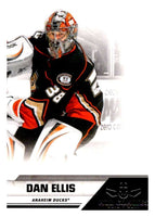 2010-11 Panini All-Goalies #3 Dan Ellis Ducks NHL Mint