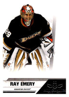 2010-11 Panini All-Goalies #4 Ray Emery Ducks NHL Mint