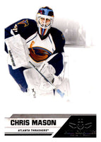 2010-11 Panini All-Goalies #5 Chris Mason Thrashers NHL Mint